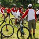 IBPA Cycling Test Ride