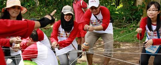 IBPA Team Building Bali