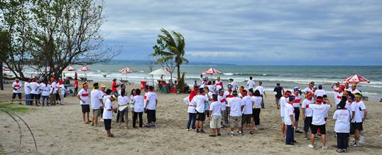 Outbound Bali Grouping