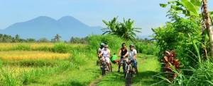 Outbound Bali Luwus Cycling Amazing