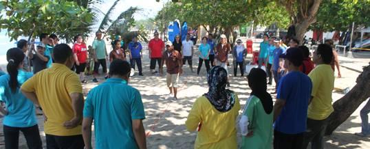 Outbound Malaysian Group - Tri Uma Wisata 1