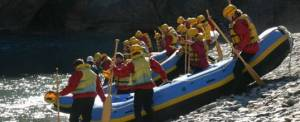 Queenstown Rafting Shotover River 2