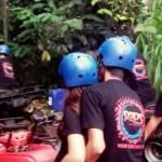 ATV di Bali Taro Adventure Oops Restaurant