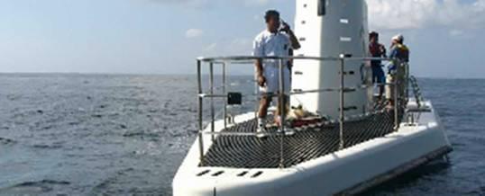 Adventure Odyssey Submarine Bali 5