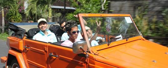 Amazing Race Bali Pertamina VW