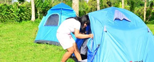 Bali Camping Luwus Tent