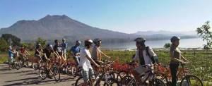 Bali Camping Toya Cycling