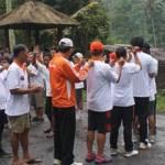 Bali Rafting - PT. Pos - Ice Breaking