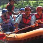 Adventure Rafting Bali Pertamina