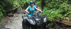 Adventure Bali ATV River