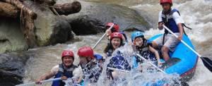 Adventure Di Bali Rafting Graha