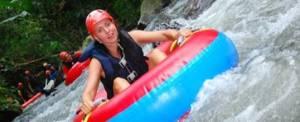 Adventure Di Bali Tubing River