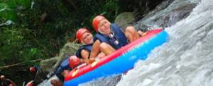Bali Tubing Tandem Pakerisan