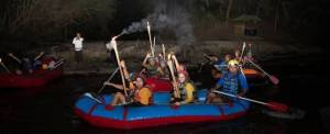 Paket Rafting di Bali Adventure Malam Hari 012016