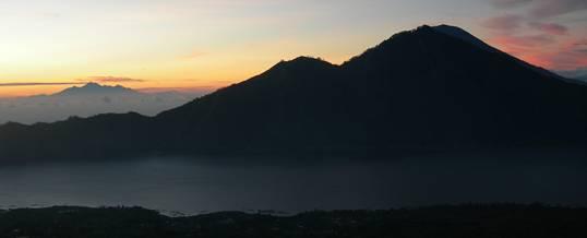 Trekking Mount Batur Sunrise