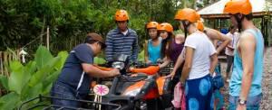 ATV Bali Adventure Batukaru Brief