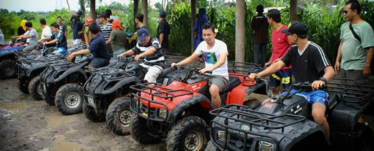 Adventure Di Bali Inti ATV Wake