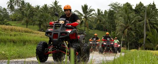 Paket ATV di Bali Adventure Penebel Tabanan