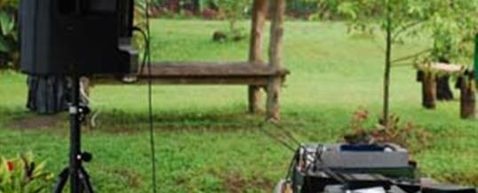 Bali Outbound Farmstay Sound System