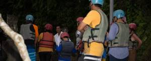 Bali Rafting Malam Suangi Ayung - Starting Point