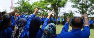 Outbound Bali Ubud Camp Bongkasa Gusti