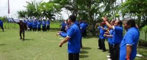 Outbound Bali Ubud Camp Bongkasa Yield All