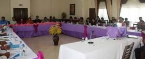 Taman Segara Madu Meeting