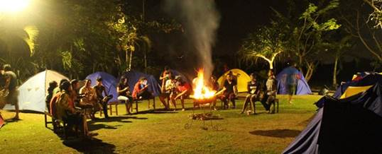 Bali Camping Ubud Camp 2 Days 1 Night 022016
