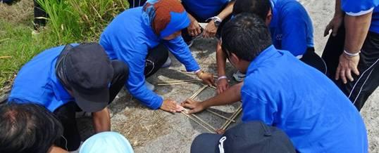 Bali Outbound Tradional Game Ubud Camp