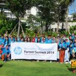 Outbound Bali - HP Partner Submit 2014 - WTM Bali - Foto S