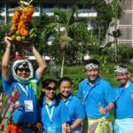 Outbound Bali - HP Partner Submit 2014 - WTM Bali - WG