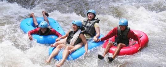 Outbound Bali Tubing Ubud Camp