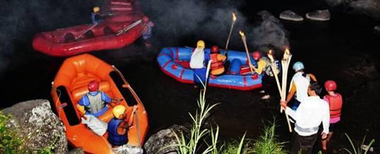 Adventure Atau Petualangan Di Indonesia Rafting