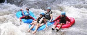 Outbound Di Bali Tubing River Adventure Ubud