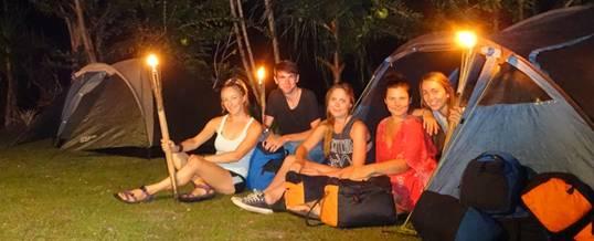 Outbound di Bali Ubud Camp Adventure
