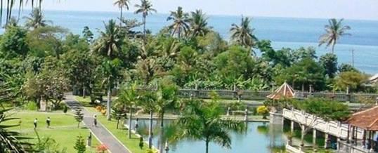 Outbound Bali Taman Ujung Di Karangasem