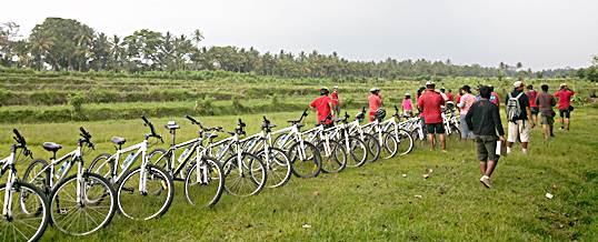 Tips Memilih Adventure di Bali - Village Cycling