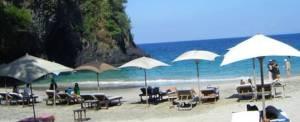Pantai Virgin - Relaxing