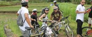 Cycling Bukit Cinta Sawah
