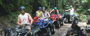 Outing Bali ATV Ride Taro Group