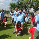 Outbound Di Bali Ice Breaking Colorpak Trafik