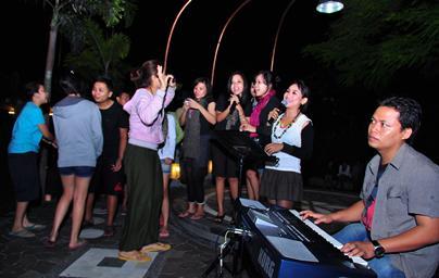 Gathering di Bali Slider