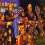 Foto Sesi Menari Outbound Di Bali BNI - Werkudara