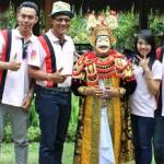 Outbound Bali Bank Mandiri Foto Sesi