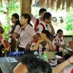 Outbound Bali Bank Mandiri Seminar Taro