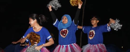 Outbound Bali Bank Mandiri Team Performance JU