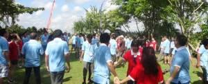 Outbound di Ubud Dan Sekitarnya Team Building