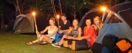 Wisata di Ubud Bali Camping di Sekitarnya