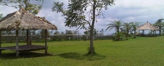 7 Tempat Atau Lokasi Outbound di Bedugul Bali BOF