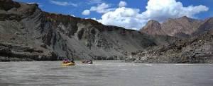 Arung Jeram Sungai Lebar